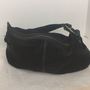 Lucky 🍀 Brand suede hobo